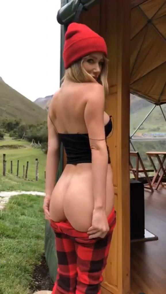 Sara Underwood Nude & Sexy (2 Pics + Gif)