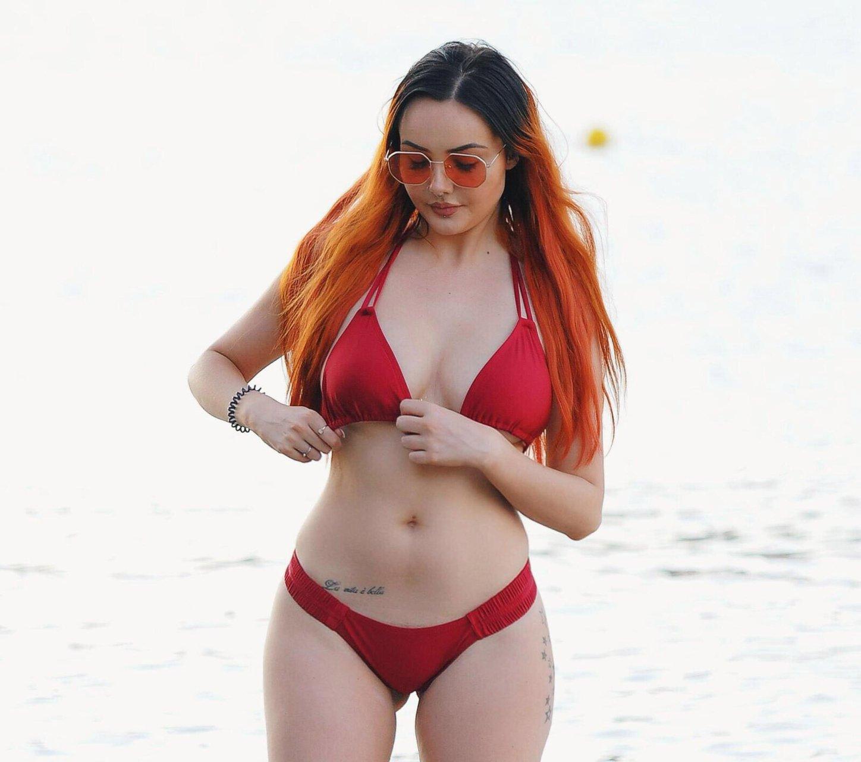 Sarah Goodhart Sexy - 9 Photos - 2019 year