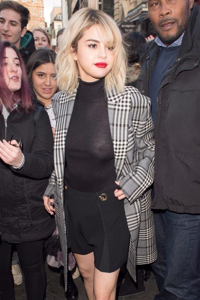 Selena Gomez See Through (24 Photos)