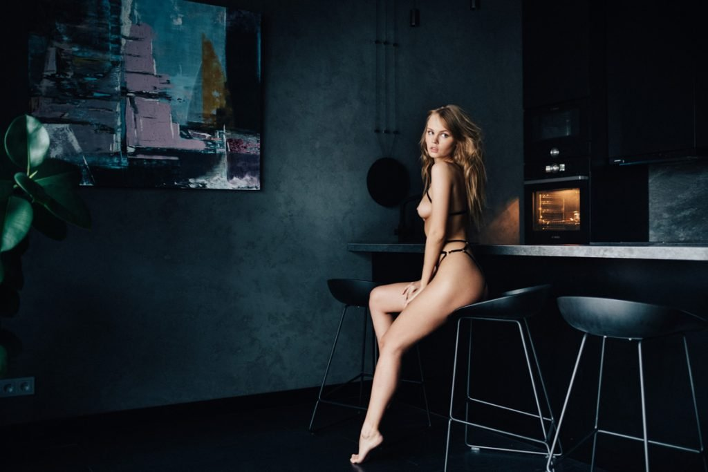 Anastasiya Scheglova Topless (10 Photos)