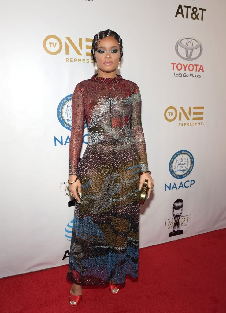 Andra Day See Through (25 Photos)   #TheFappening