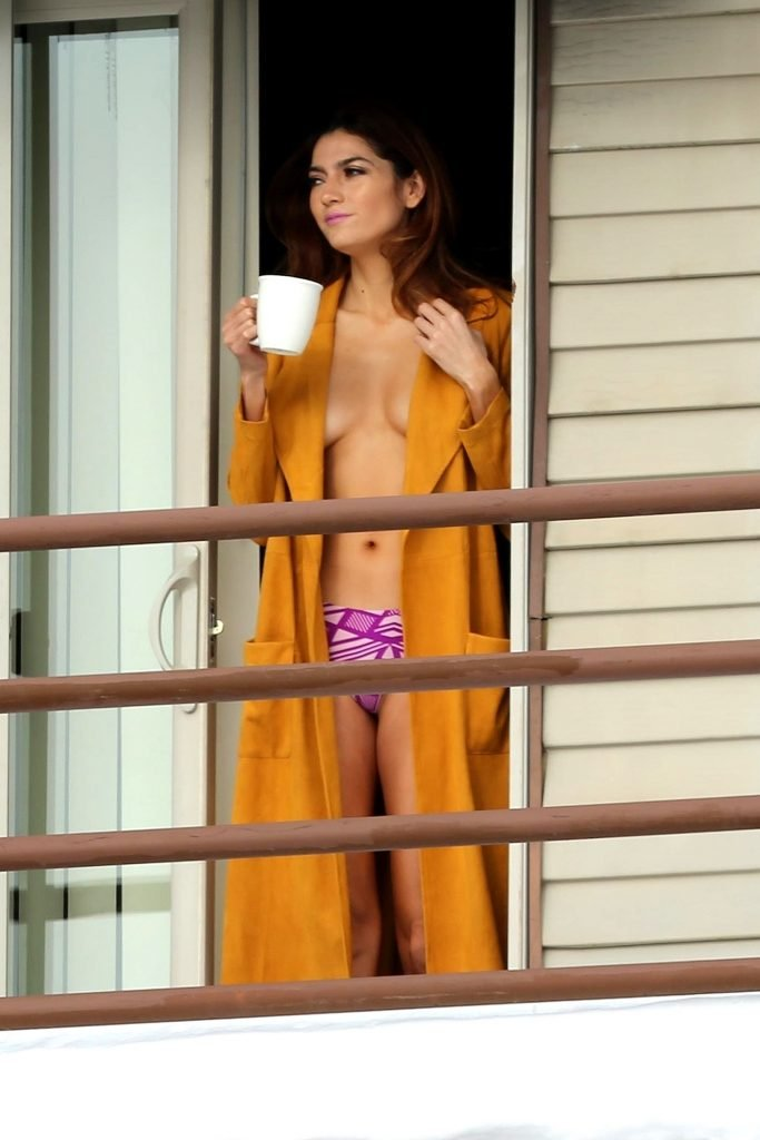 Blanca Blanco Topless (21 Photos)
