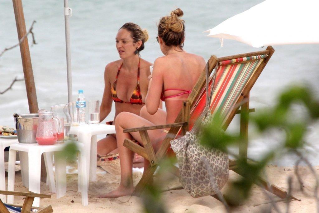 Candice Swanepoel & Doutzen Kroes Sexy (50 New Photos)