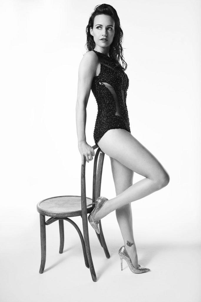 Carla Gugino Sexy & Topless (7 Photos)