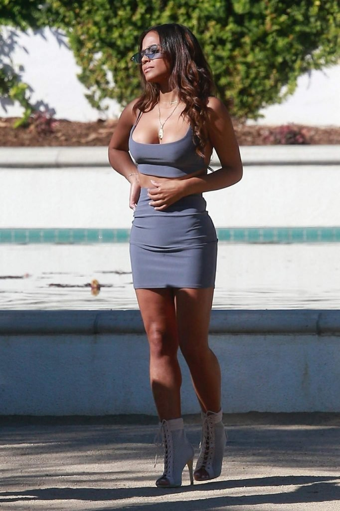 Christina Milian Sexy (19 New Photos)