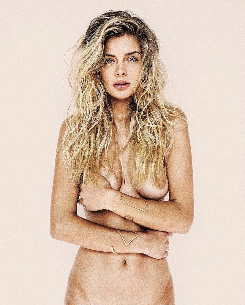 Danielle Knudson Topless (1 Photo)