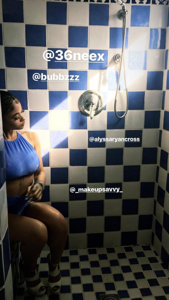 India Westbrooks Sexy (11 Photos + Gifs)