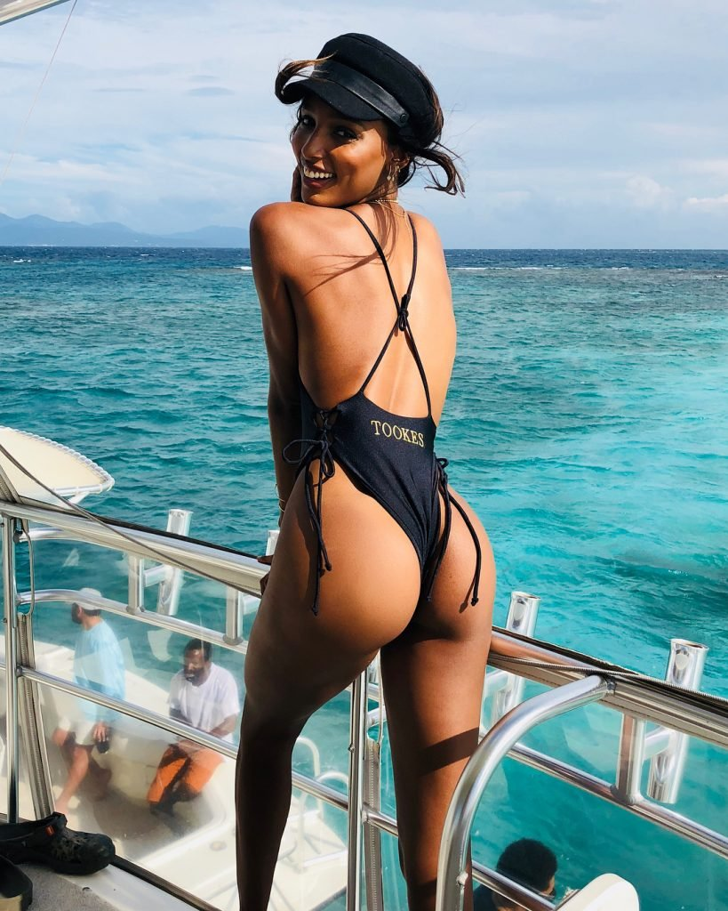 Jasmine Tookes Sexy (4 New Photos)