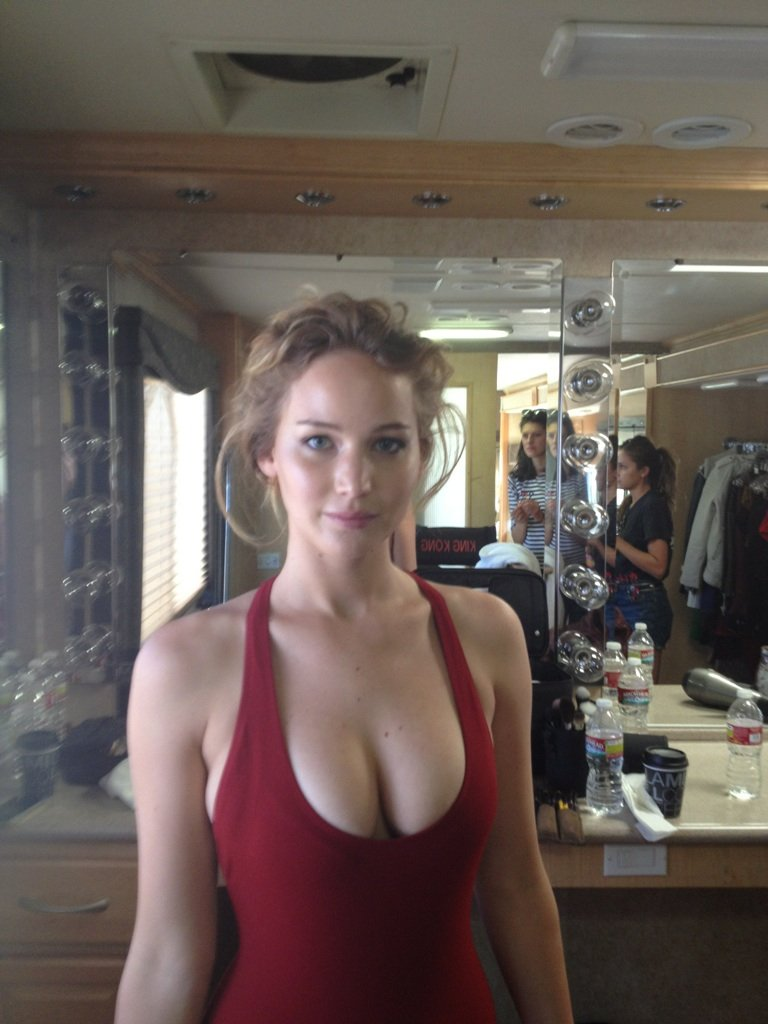 Jennifer Lawrence Sexy The Fappening Photo