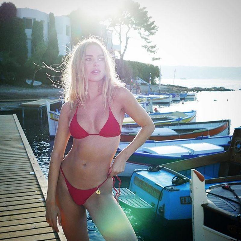 Kimberley Garner Sexy (3 New Photos)