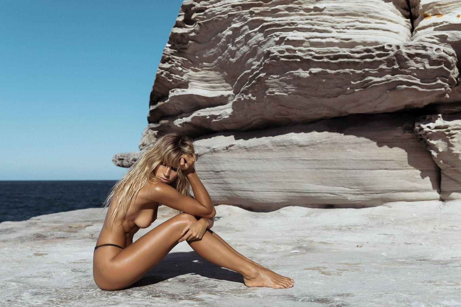 Maddy relph sexy topless - 2019 year