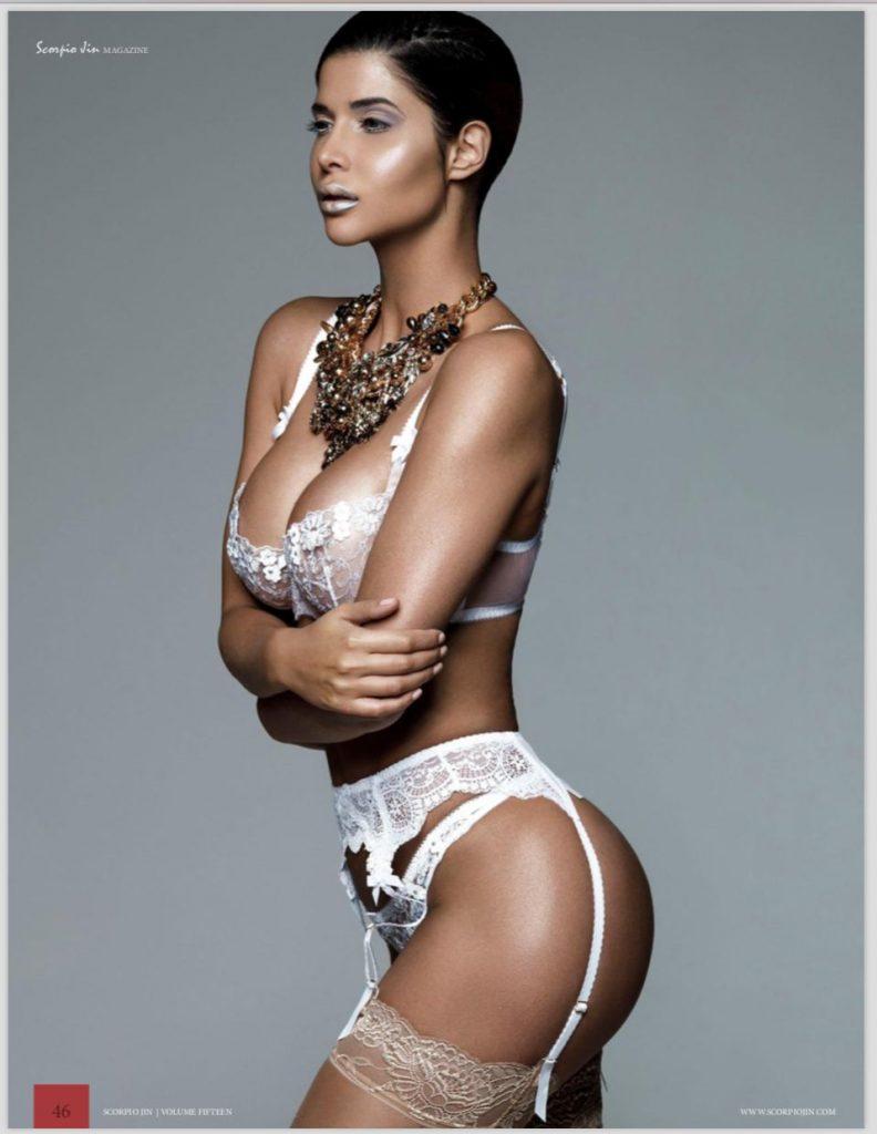 Micaela Schäfer Topless & Sexy (10 New Photos)