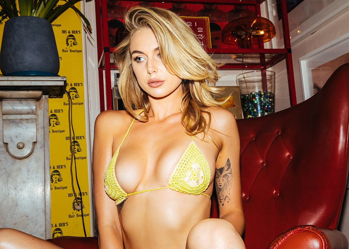 Paige Marie Evans Sexy & Topless (12 Photos)   #TheFappening