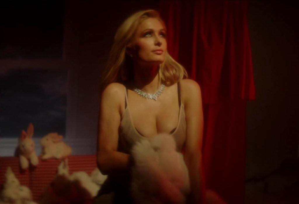 Love Advent 2017 – Jan 8: Paris Hilton