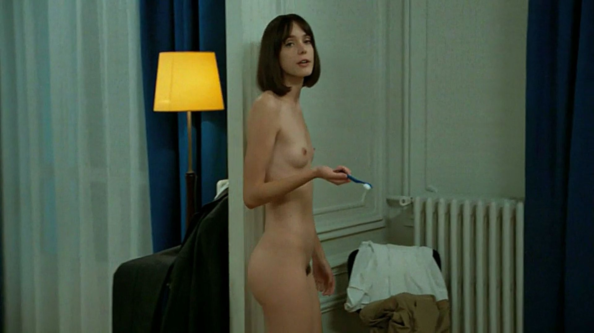 Nice answer Stacy martin nude believe, that