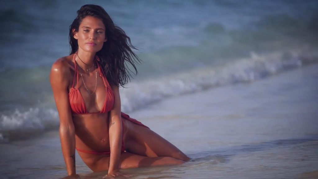 Bianca Balti Intimates – 2018 Sports Illustrated Swimsuit Issue (18 Pics + Gifs & Video)