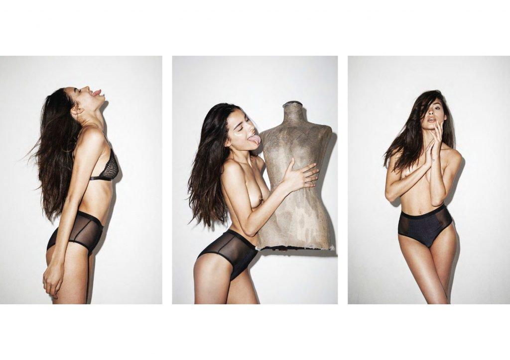 Camila Romero Sexy & Topless (11 Photos)