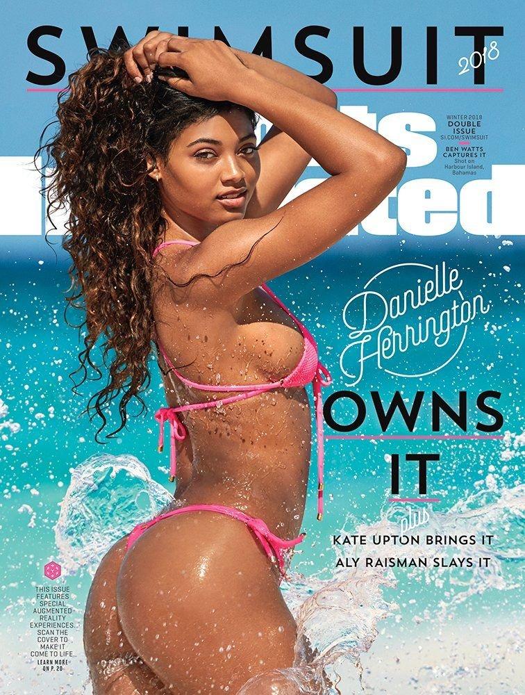 Danielle Herrington – 2018 Sports Illustrated Swimsuit Issue