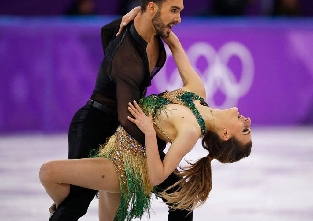 Wardrobe olympic malfunction slip nip