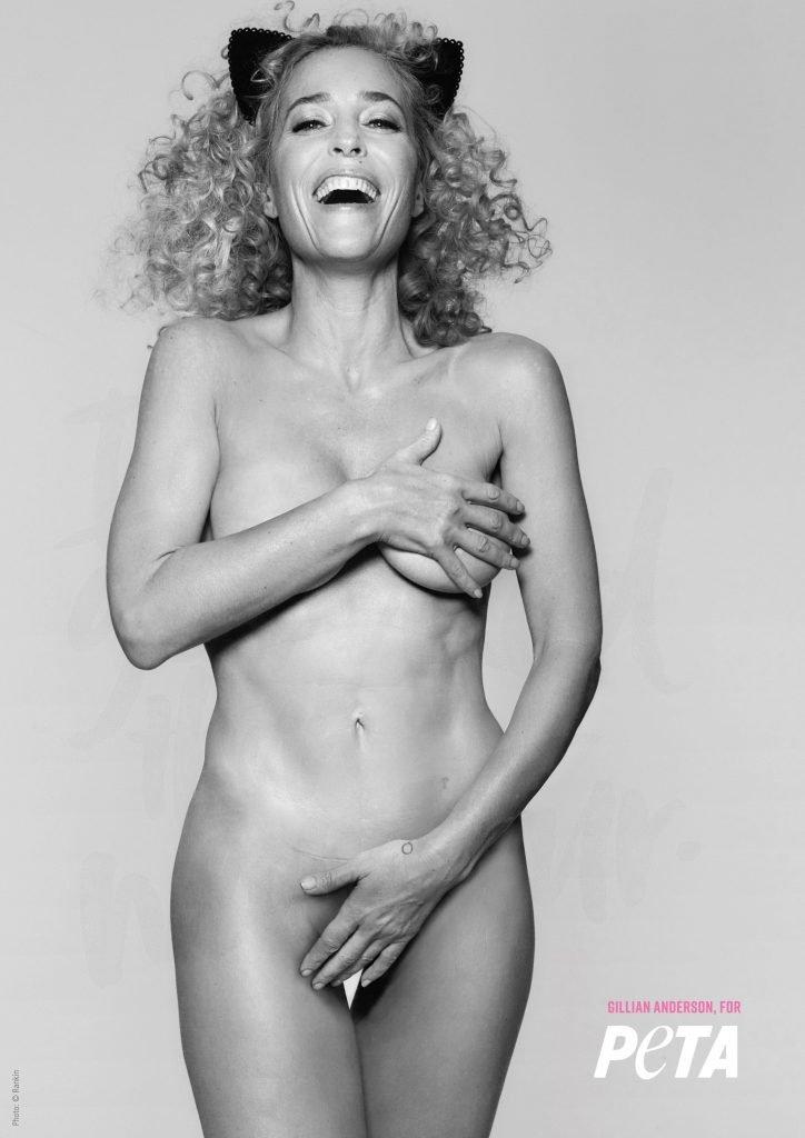 Gillian Anderson Nude (5 Photos)
