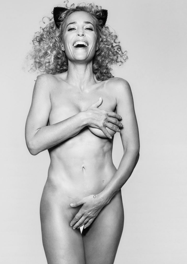 Gillian anderson ass nude