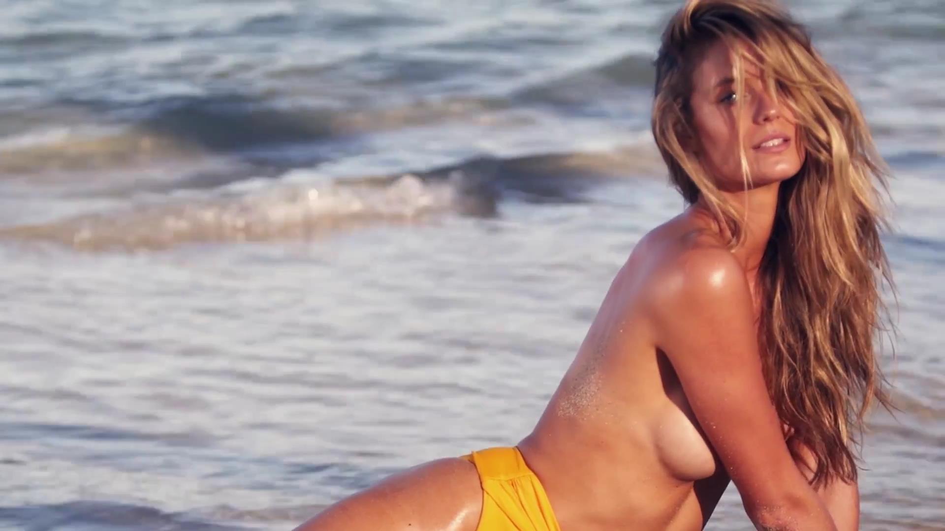 Kate bock in bikini
