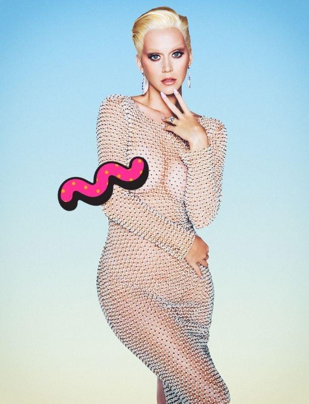 Katy Perry See Through (1 Photo)