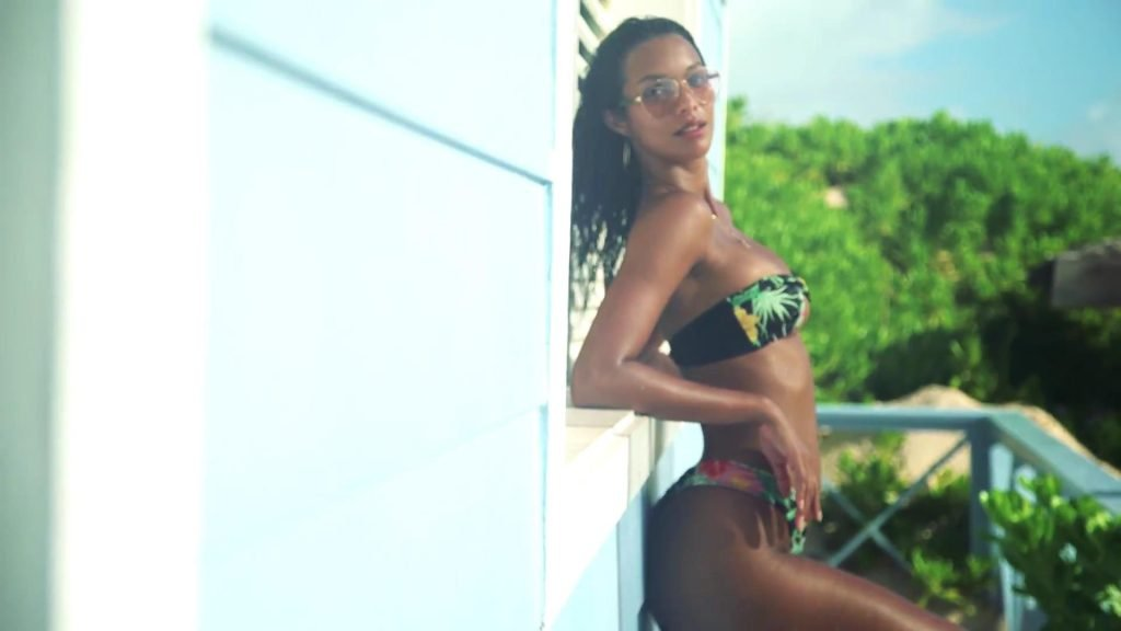 Lais Ribeiro Intimates – 2018 Sports Illustrated Swimsuit Issue (35 Pics + Gifs & Video)