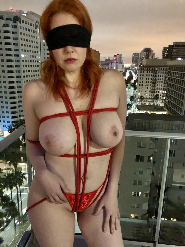 Maitland ward is practically naked in see