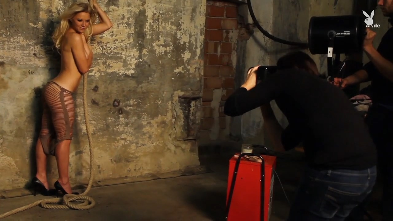 Attractive Miriam Goessner Nude Images