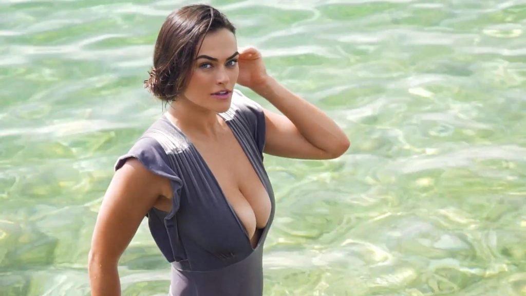 Myla Dalbesio Intimates – 2018 Sports Illustrated Swimsuit Issue (32 Pics + Gifs & Video)