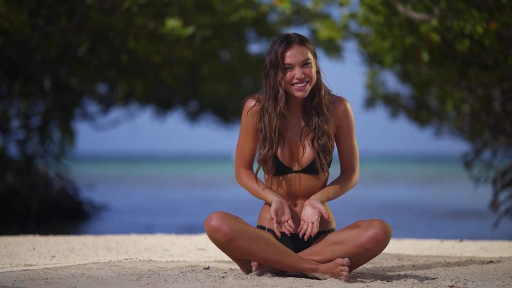 Alexis Ren Uncovered – 2018 Sports Illustrated Swimsuit Issue (65 Pics + Gifs & Video)