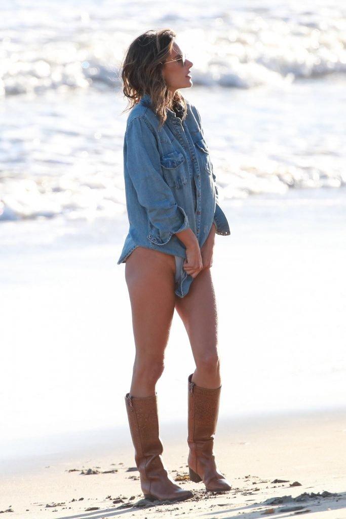 Alessandra Ambrosio Sexy (54 Photos)