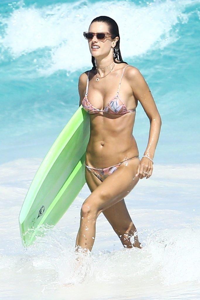 Alessandra Ambrosio Sexy (80 Photos)