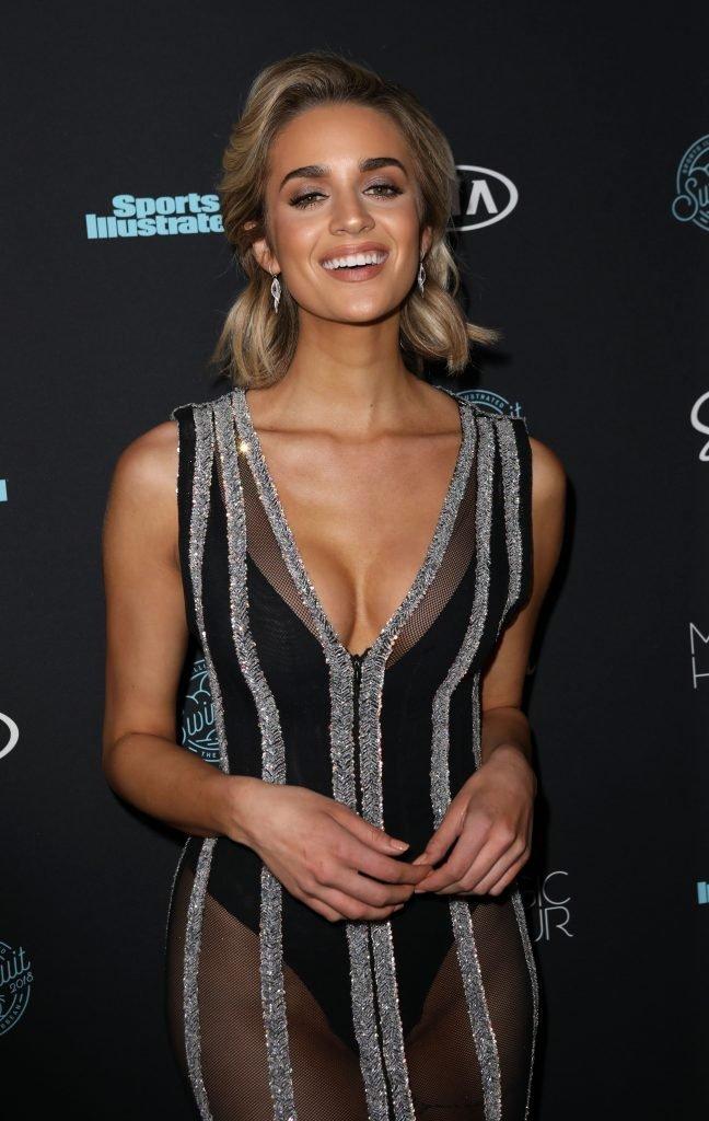 Allie Ayers Sexy (28 Photos + Video)