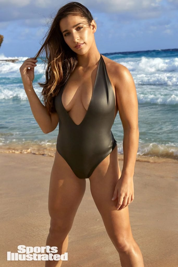 Aly Raisman – 2018 Sports Illustrated Swimsuit Issue