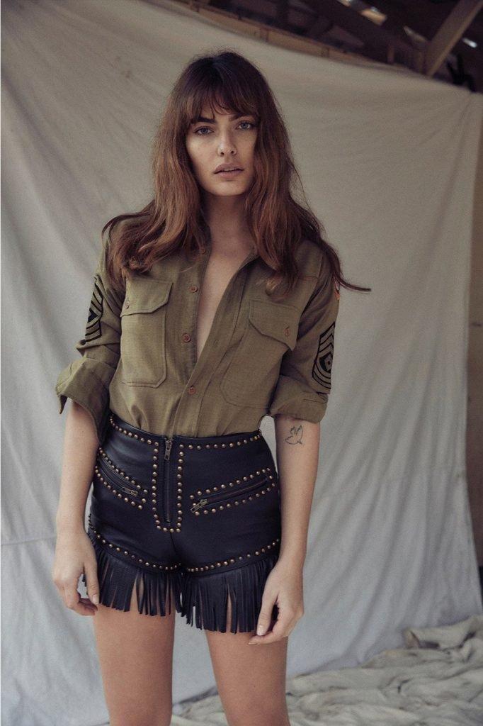 Alyssa Miller Sexy & Topless (49 Photos)