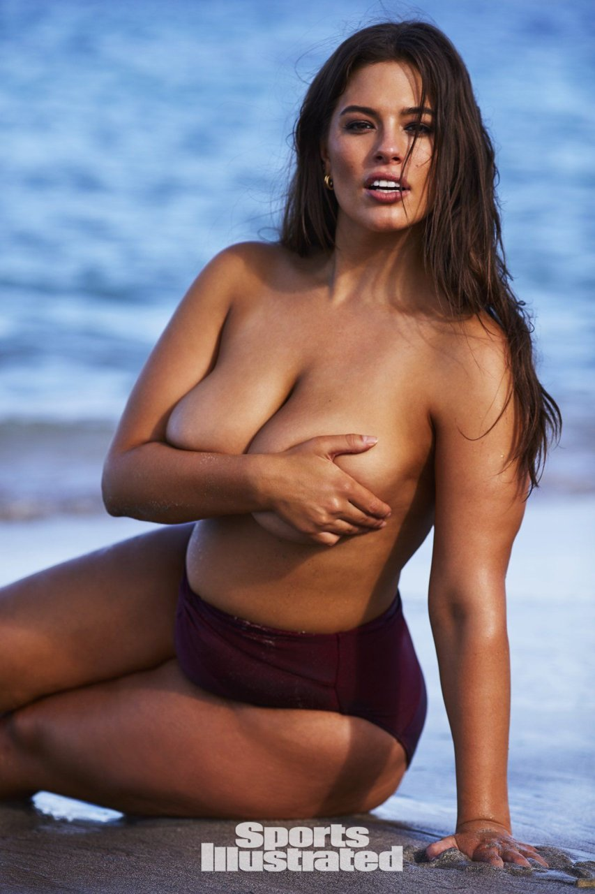 Ashley graham naked good idea