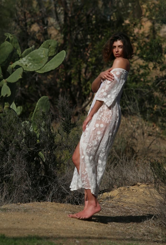 Aurelie Malta See Through & Sexy (30 Photos)