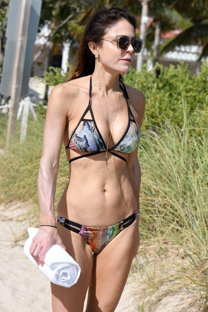 Bethenny Frankel Is The Bikini Queen