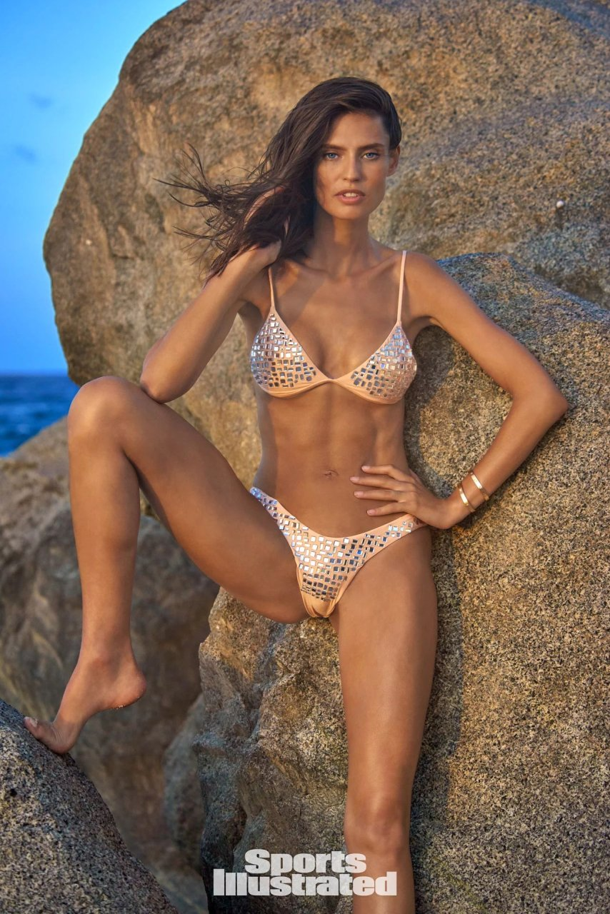 Bianca Balti – 2018 Sports Illustrated Swimsuit Issue | #TheFappening
