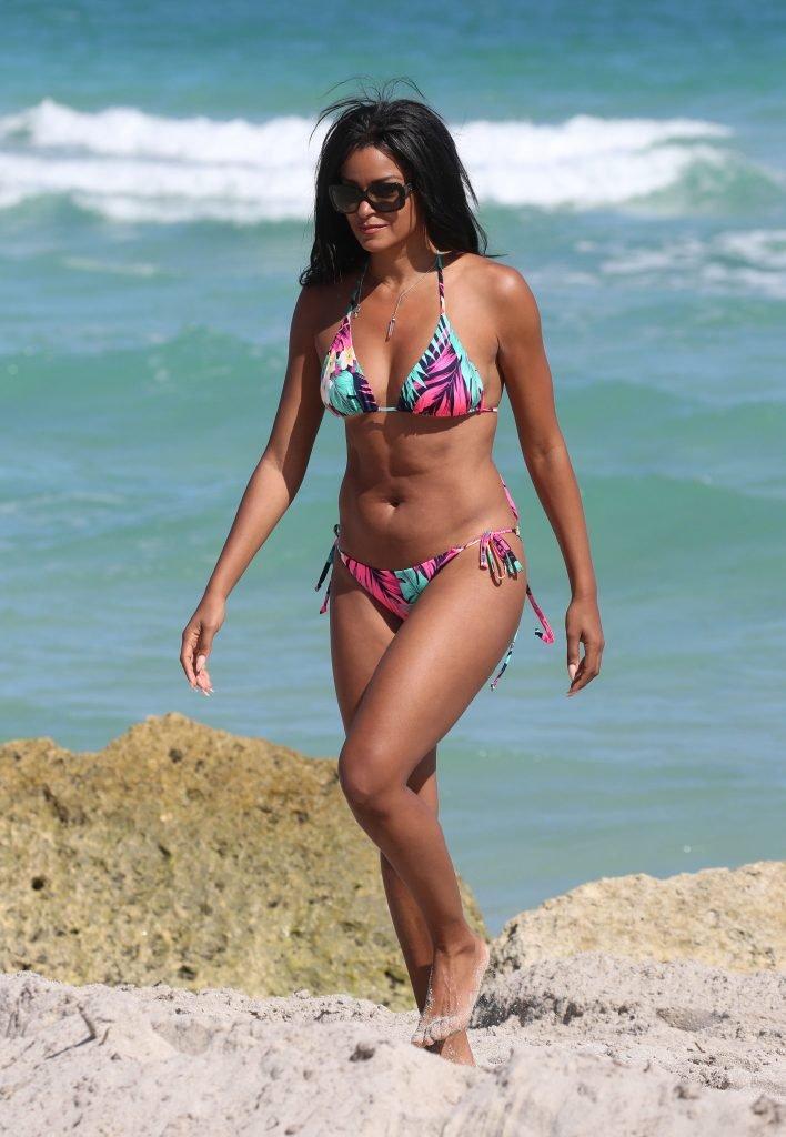 Claudia Jordan Sexy (14 Photos + Video)