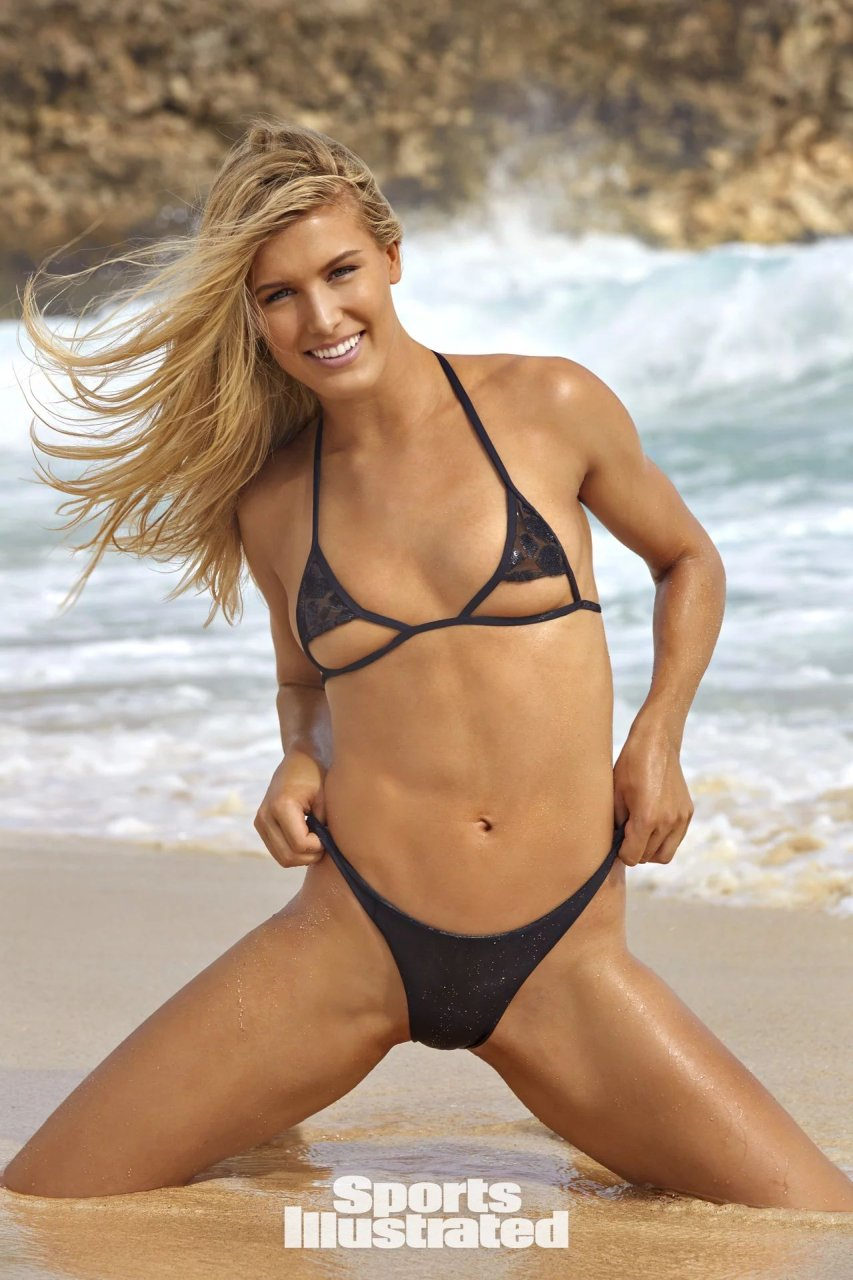 Still variants? Sports illustrated bikini eddington