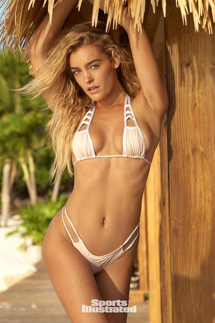 Georgia Gibbs – 2018 Sports Illustrated Swimsuit Issue | #TheFappening
