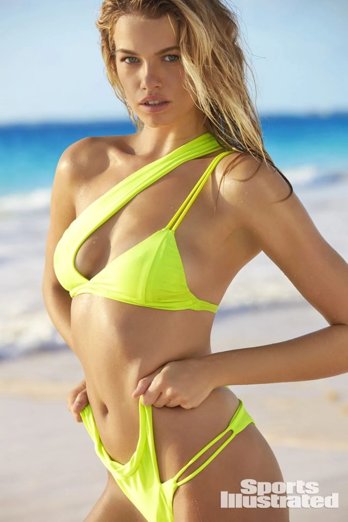 Hailey Clauson – 2018 Sports Illustrated Swimsuit Issue