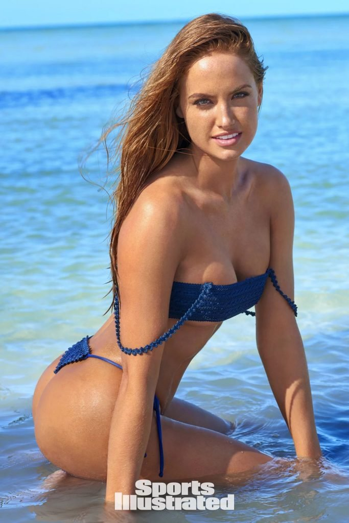 Haley Kalil – 2018 Sports Illustrated Swimsuit Issue