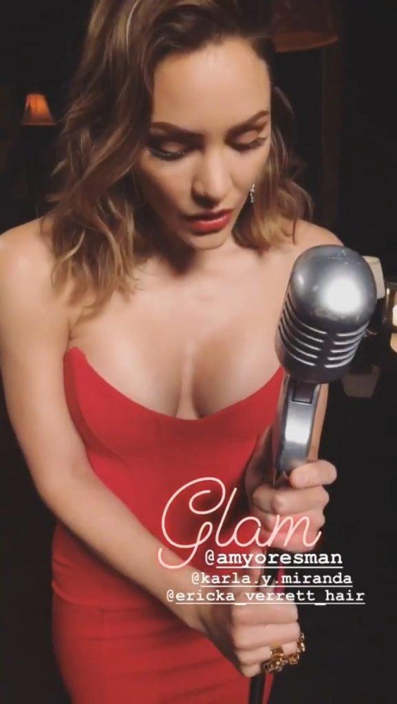 Katharine McPhee Sexy (14 Pics + Gifs & Video)