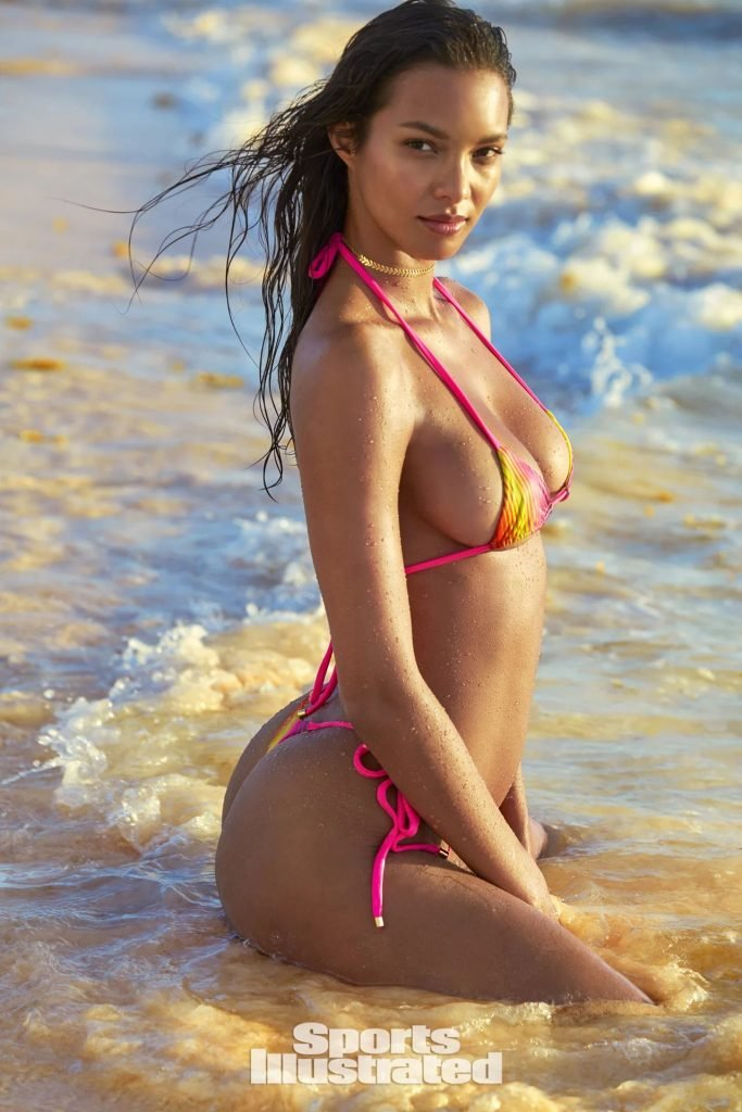 Lais Ribeiro – 2018 Sports Illustrated Swimsuit Issue