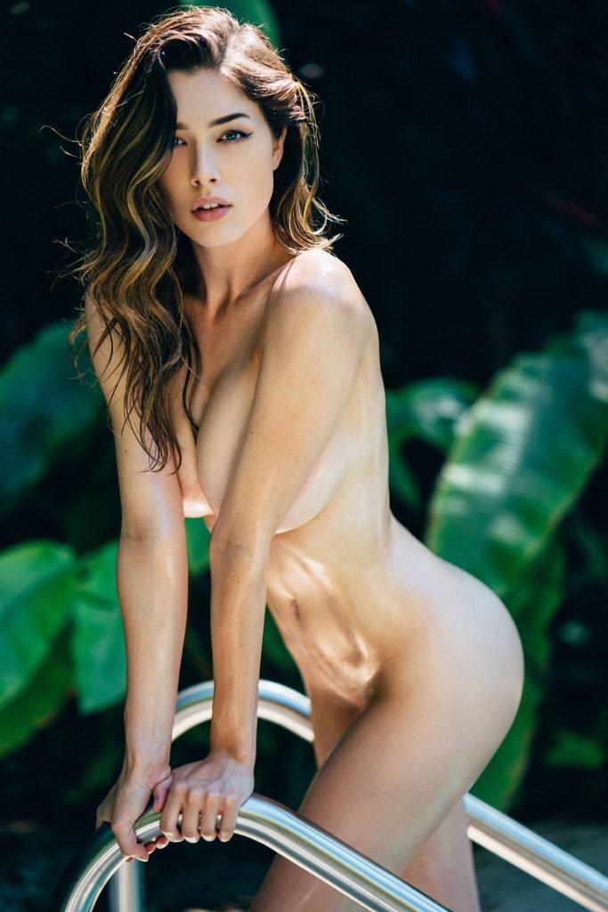 Lauren Summer Nude (3 Photos)