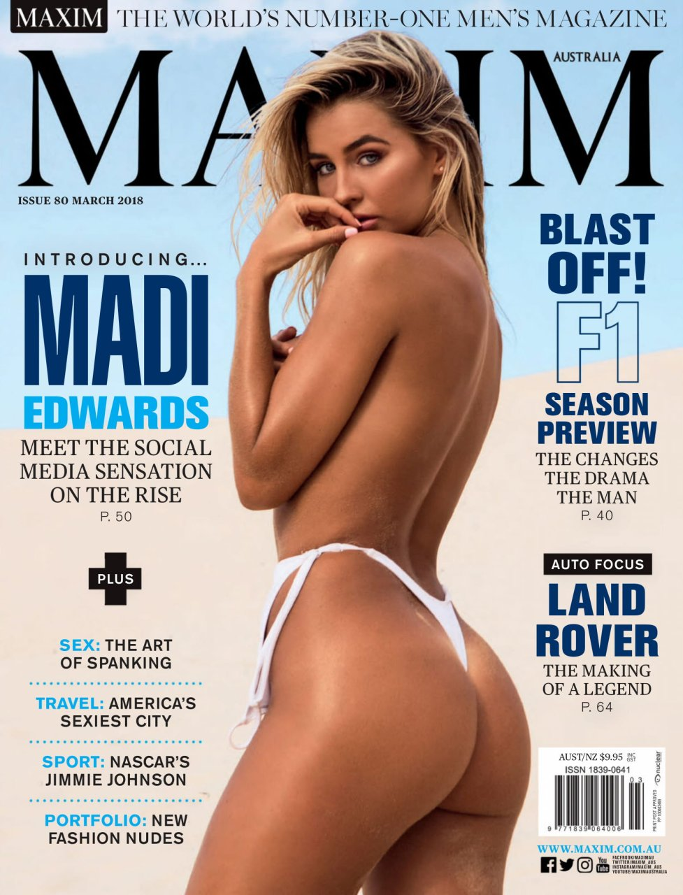 Madison Edwards nackt